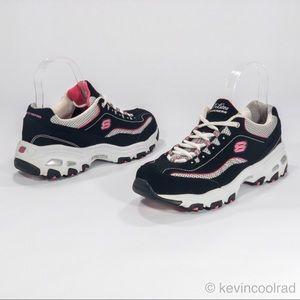 Skechers D'Lights. Low Tops Running Shoe 11860